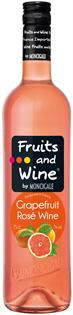 Fruits and Wine Rose and Grapefruit 750ml - Case of 6